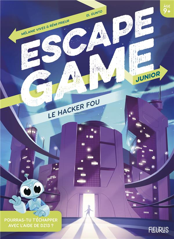 ESCAPE GAME JUNIOR : LE HACKER FOU